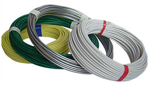 Pvc Coated Annealed Wire For Harsh Environment
