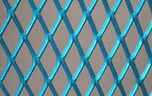 Pvc Coated Expanded Mesh Never Rust In Harsh Environments