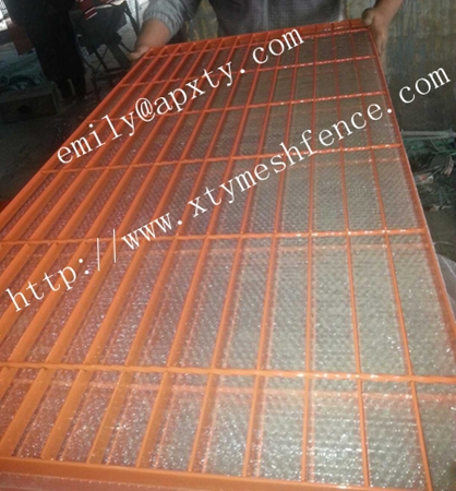 Pvc Coated Steel Structures