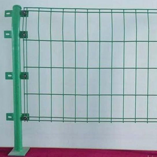 Pvc Coated Temporary Welded Fence