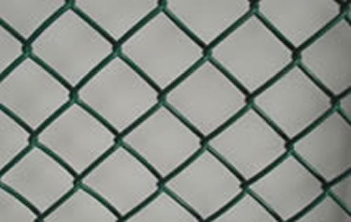 Pvc Diamond Wire Mesh Provides Multiple Colors For Choice