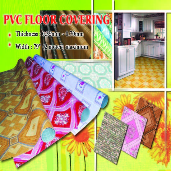 Pvc Floor Covering From Wangsaga Industries Sdn Bhd