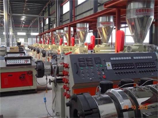 Pvc Floor Extrusion Production Line