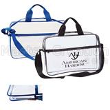Pvc Handbag Clear Shoulder Bag Tote Logo Promotional