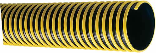 Pvc Helix Covered Epdm Suction Hose Flexible Durable