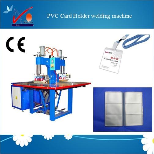 Pvc Passport Case Welding Machine