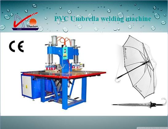 Pvc Raincoat Umbrella Welding Machine