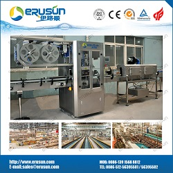 Pvc Shrink Labeling Machine