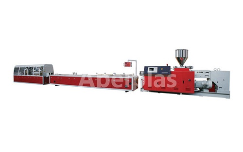 Pvc Skirting Board Making Machine Line