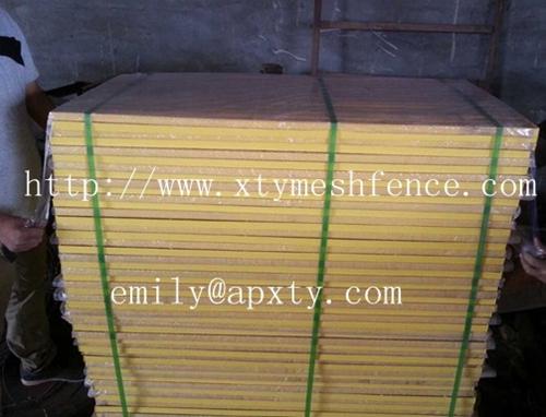 Pvc Steel Gratings Standard Weight