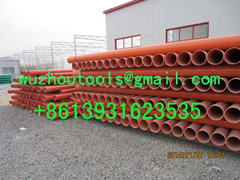 Pvc U And C Casing Pipe High Quality C