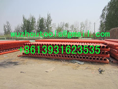 Pvc U Power Cable Protection Tube Mpp Pipe