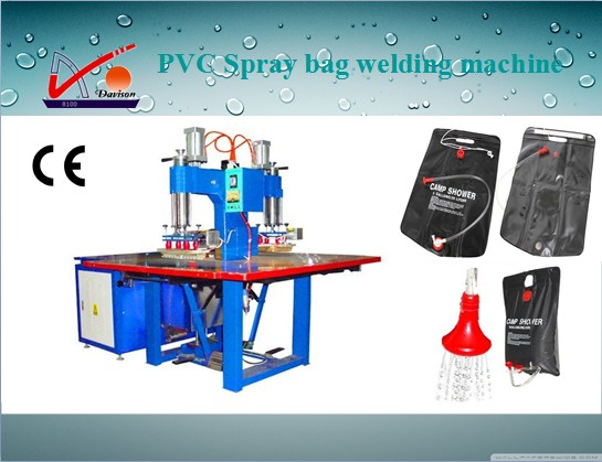 Pvc Water Bag Or Containers Welding Machine
