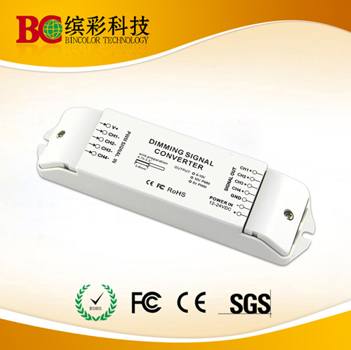 Pwm Signal To 010v Led Dimming Converter