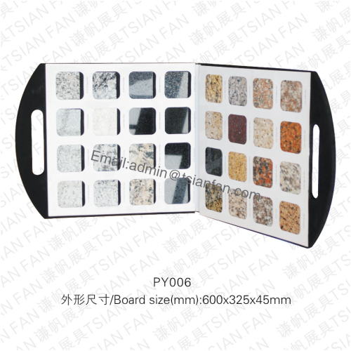 Py006 Portable Eva Granite Sample Case
