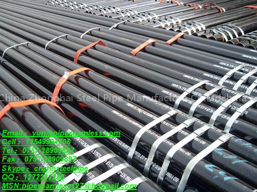 Q345b Black Steel Pipe 65292 A53 Pipes Api 5l