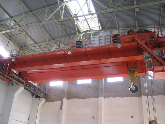 Qd Double Girder Bridge Crane 5 20t 80t 100t