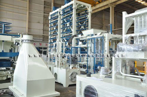 Qft 4 15 Concrete Block Making Machine01