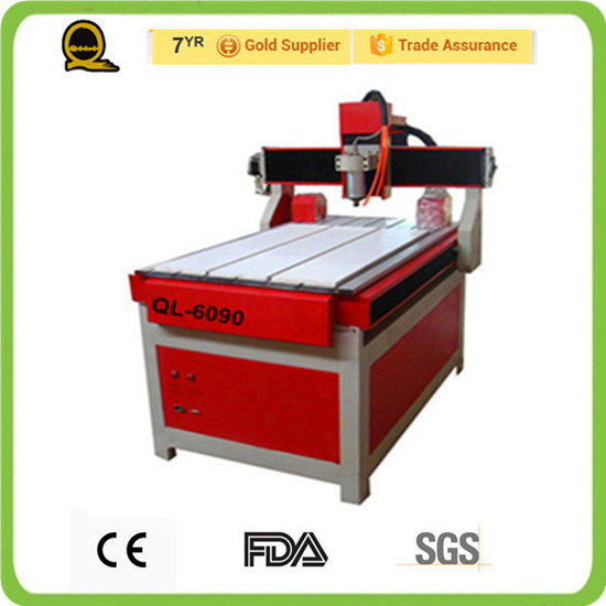 Ql 6090 Metal Cnc Router
