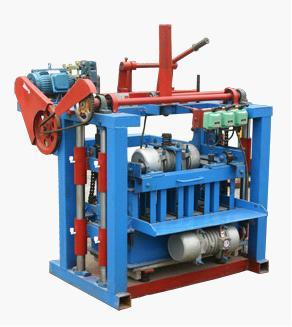 Qmj4 35 01small Block Making Machine