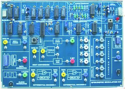 Qpsk Dqpsk Modulation Trainer Tlb024