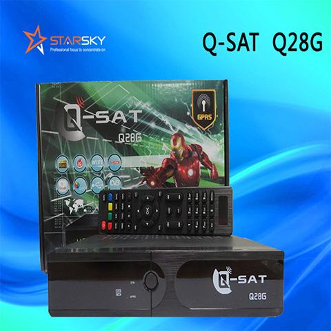 Qsat Q28g Receiver New Products