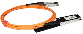Qsfp Active Optical Cable Aoc