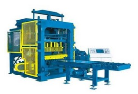 Qt4 15 Block Making Machine