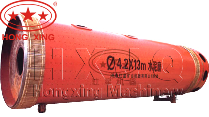 Qualified Cement Mill Hongxing