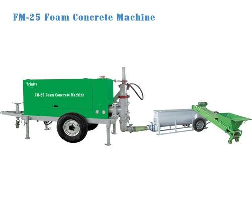 Quality Foam Concrete Machine