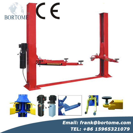 Quality Guarantee Fast Shipment Hydraulic Two Post Car Lift