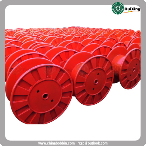Quality Wire Puller Drum Custom Mild Steel Spool Cord And Tire Spools