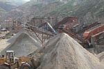 Quartz Sand Crushing Production Line