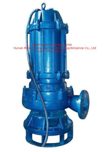 Qw Type Submersible Sewage Pump