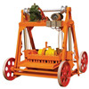 Qyj4 450 Mobile Block Making Machine