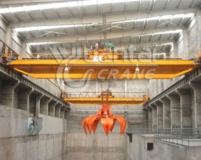 Qz Overhead Crane With Grab