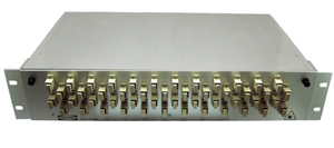 Rack Mount Fiber Optic Patch Panels 2u