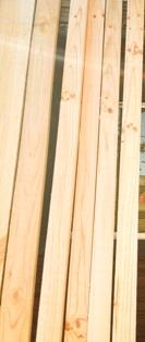 Radiata Pine Col Grade Kd Lumber