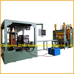 Radiator Steel Plate End Welding Machine