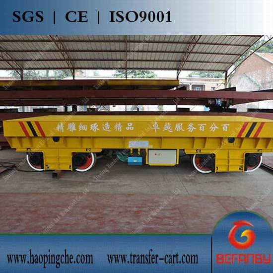 Railway Die Handing Equipment With Load Capacity 1 300t