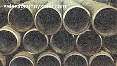 Rare Earth Alloy Wear Resistant High Chromium Cast Iron Pipes