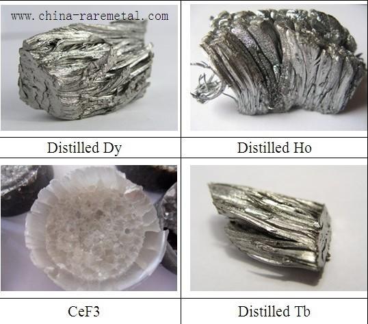 Rare Earth Fluoride Yf3 Ndf3 Prf3 Cef3 Laf3