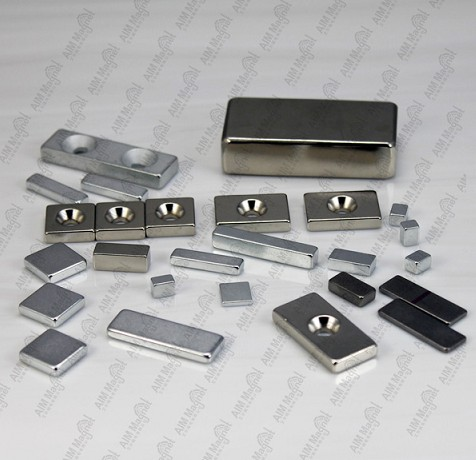 Rare Earth Of Sintered Strong Neodymium Magnet