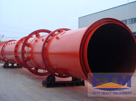 Raw Coal Dryer For Sale