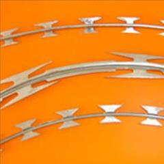 Razor Barbed Wire Galvanized