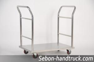 Rcs 0113 A Type Medical Treatment Handcart Stainless Steel Series