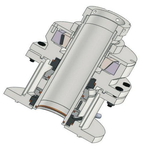 Reaction Kettle Mechanical Seal 206