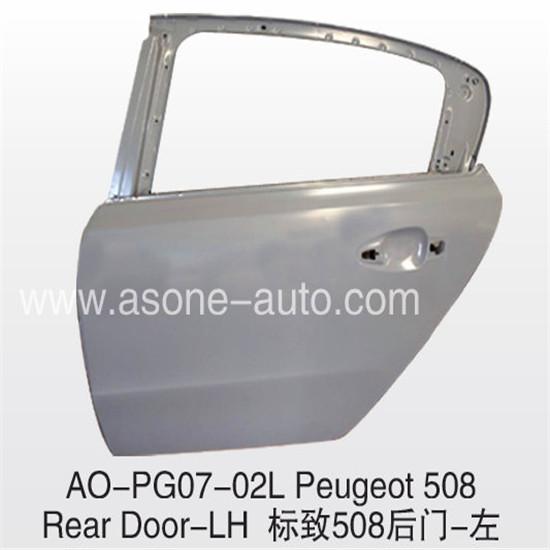 Rear Door For Peugeot 508 Auto Kit Oem 9435041780