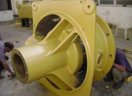 Reconditioning Of Vertical Shaft Impactor Vsi