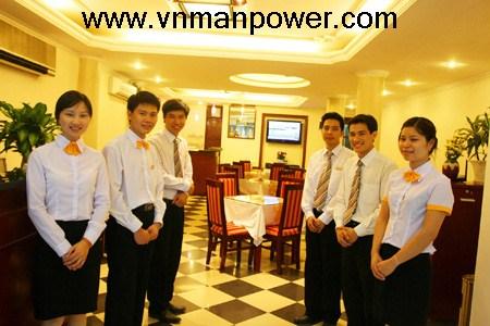 Recruitment Service From Vietnam